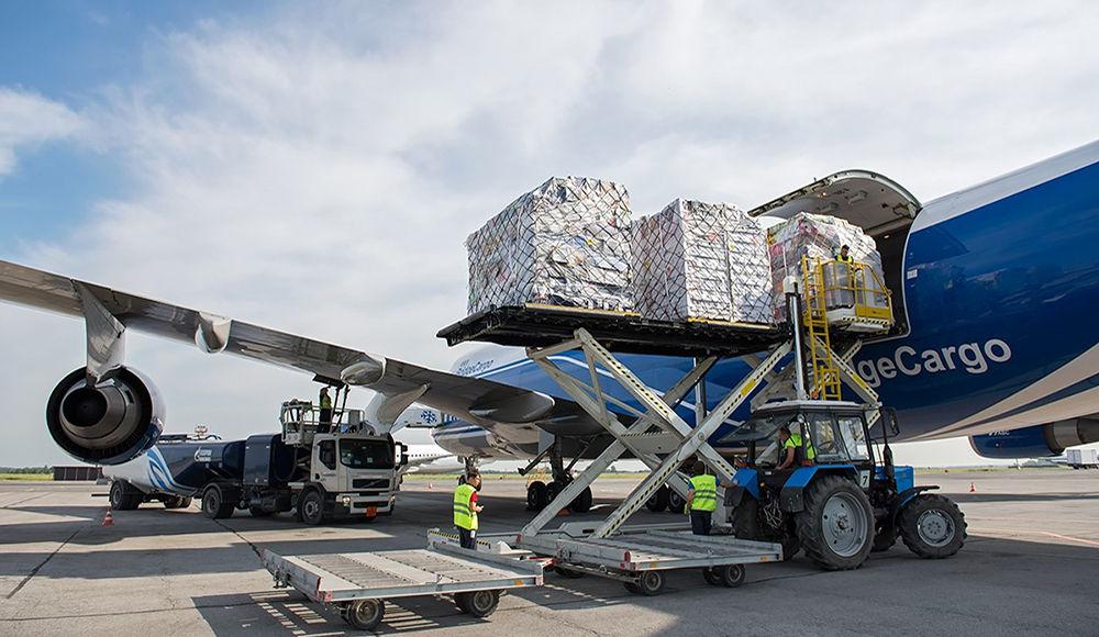 Авиаперевозки сборных грузов по России