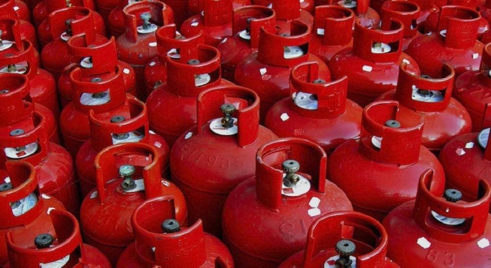 Баллоны сжиженного газа