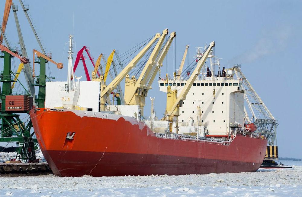 Безопасность судна при перевозке