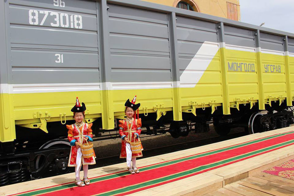 Доставка грузов из Монголии
