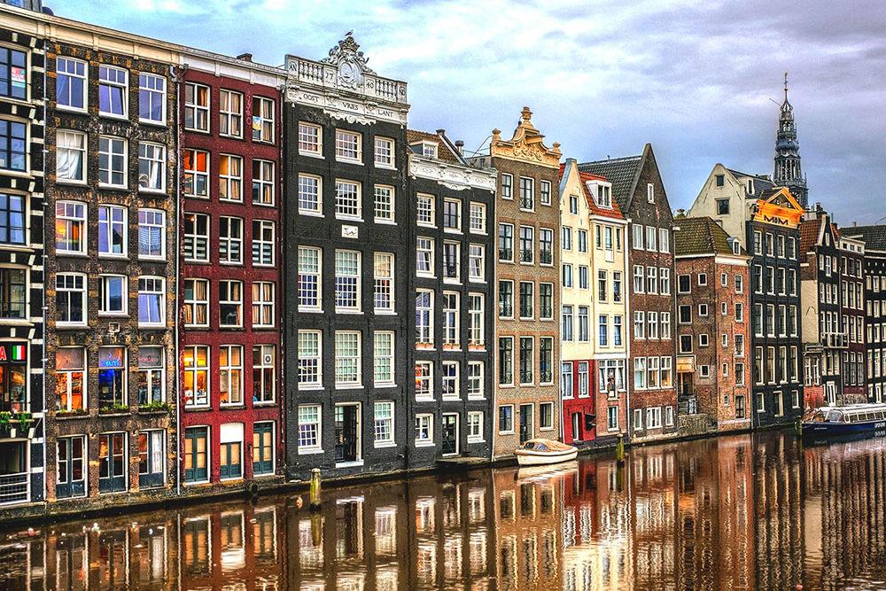 Доставка товаров из Нидерландов