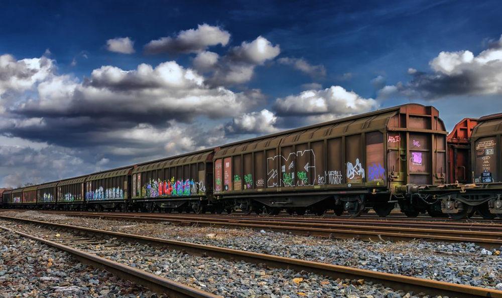 Доставка железной дорогой