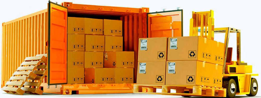 Формирование сборных грузов