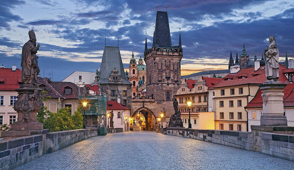 Грузоперевозки из России в Чехию и из Чехии в Россию