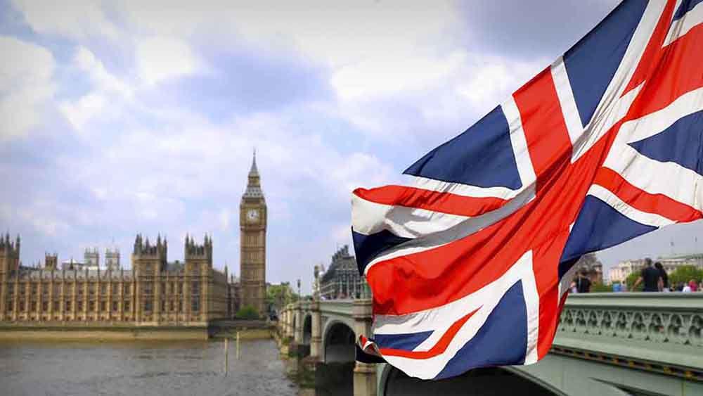 Импорт из Великобритании