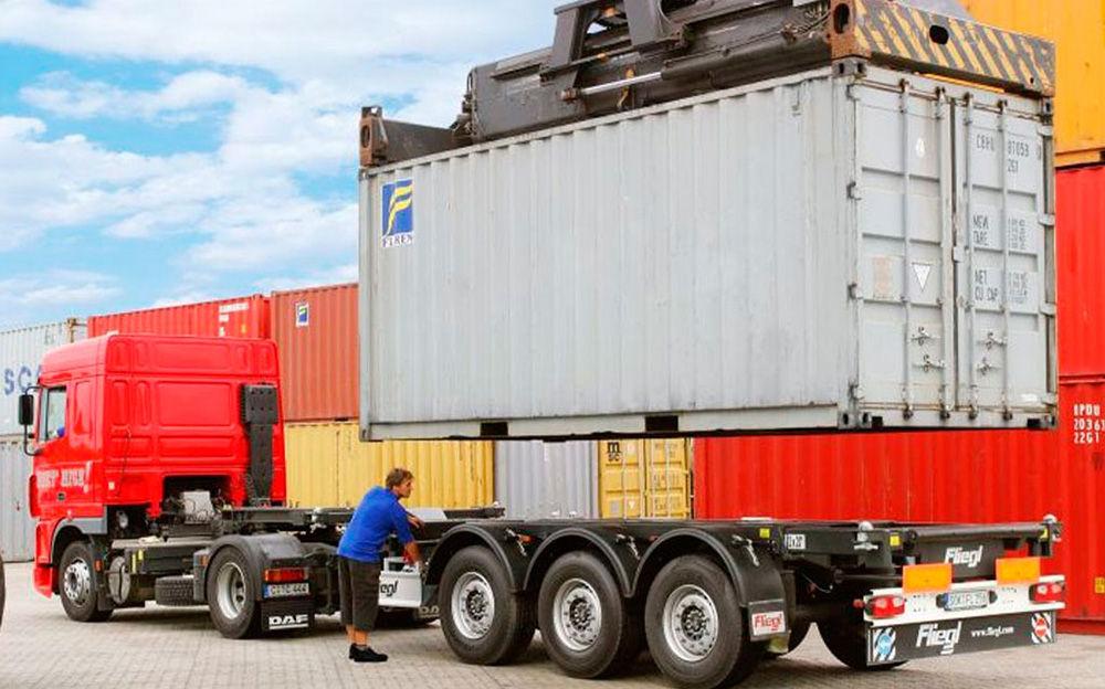 Как перевозить контейнеры
