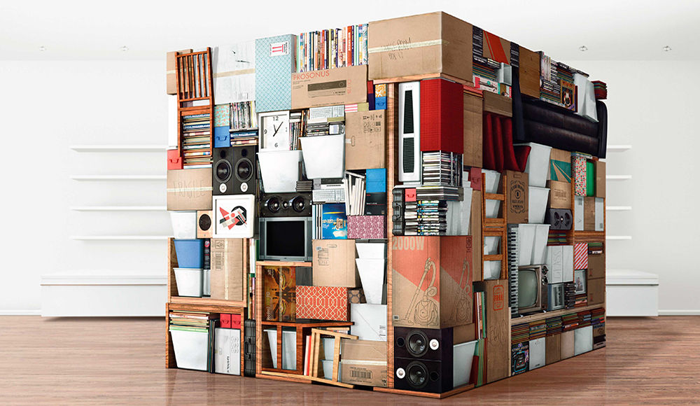 Как производятся контейнерные перевозки личных вещей