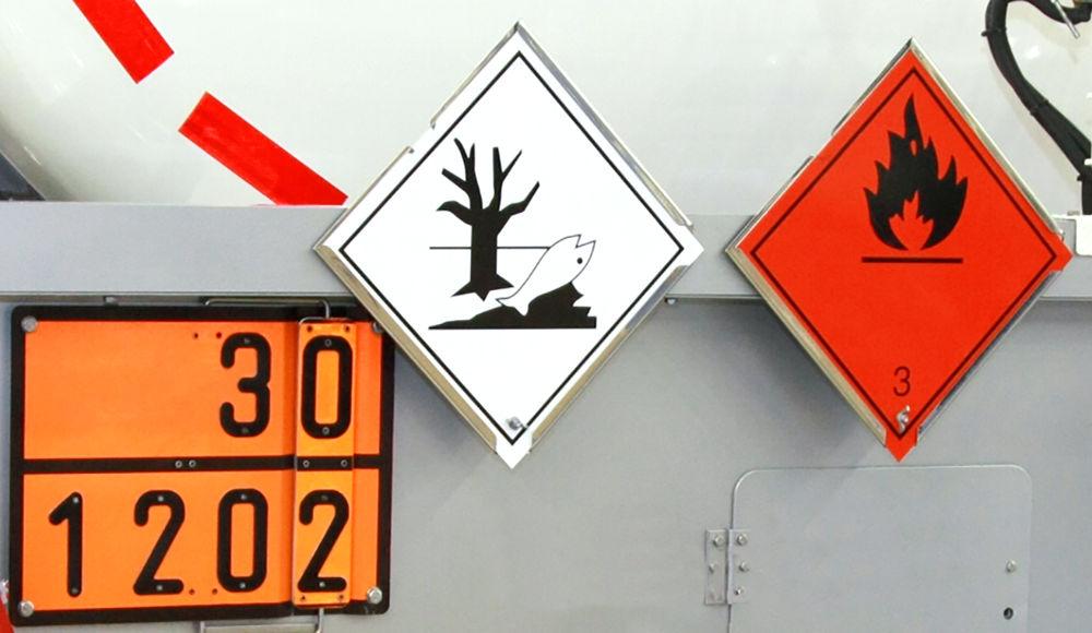 Основные классы опасных грузов, требования к их маркировке и упаковке