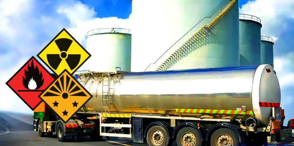 Маркировка опасных газов