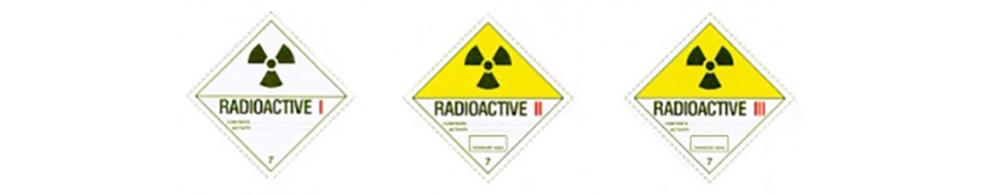Категория радиоактивных веществ