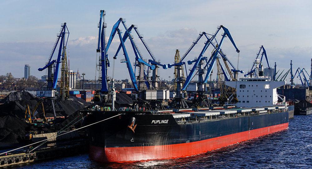 Доставка морем из Индии