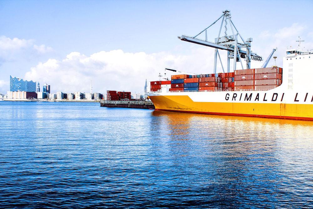 Морские перевозки из ОАЭ