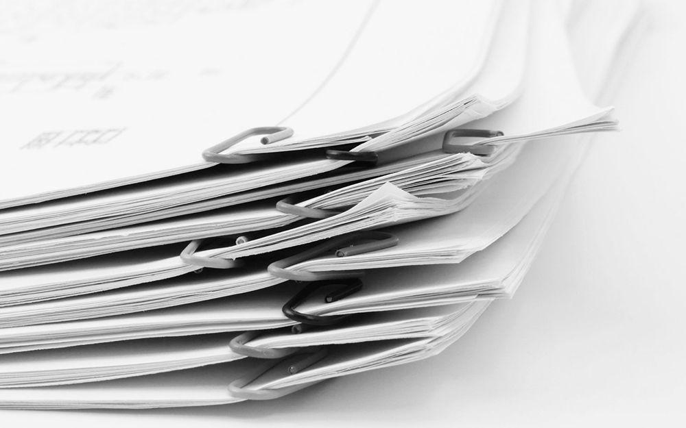 Оформление документов для генерального груза