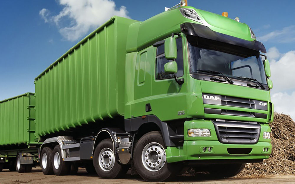 Организация контейнерных автоперевозок
