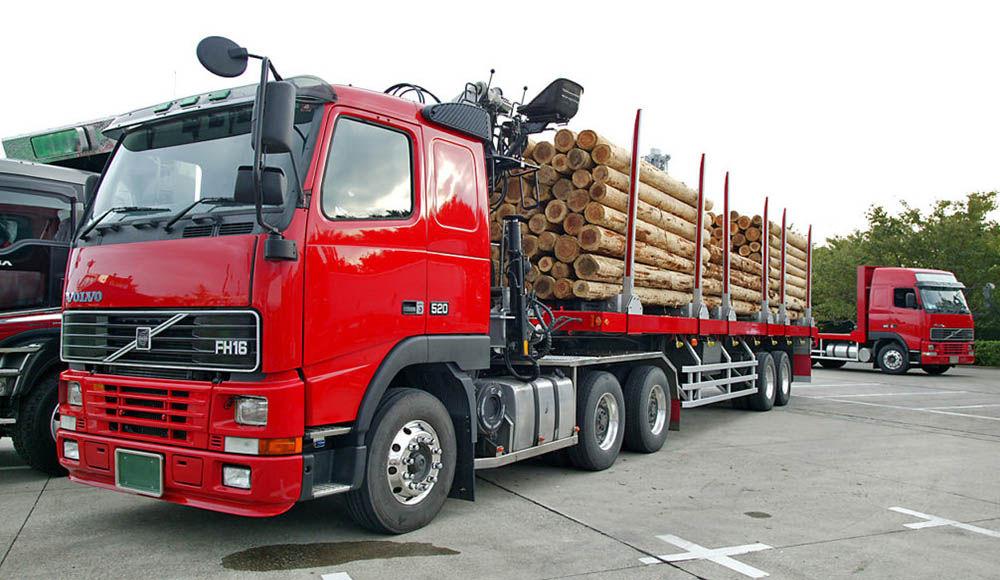 Особенности перевозки леса автотранспортом
