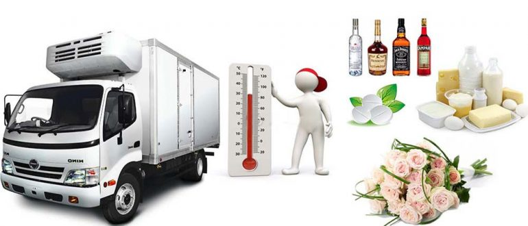 Особенности перевозок с температурным режимом