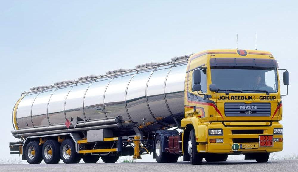 Перевозка нефтепродуктов автомобильным транспортом
