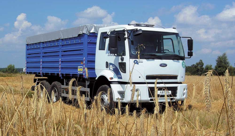 Перевозка сельхозпродукции автотранспортом