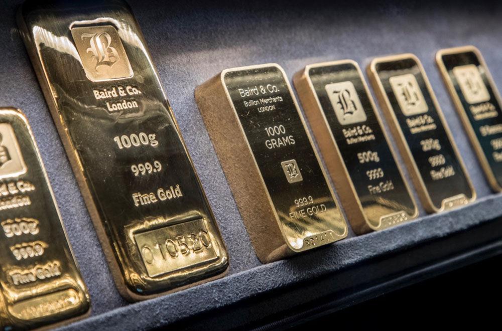 Перевозка золотых изделий