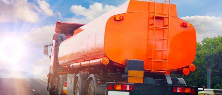 Правила перевозки дизельного топлива в автоцистернах