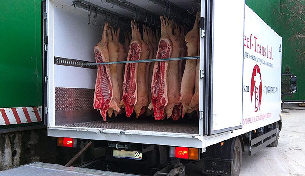 Правила перевозки мяса и мясных продуктов