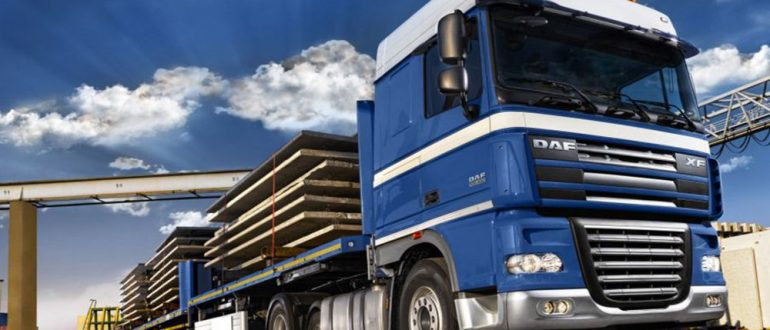Правила перевозки различных видов строительных материалов