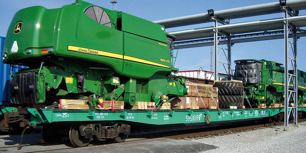 Перевозка груза железнодорожным перевозчиком