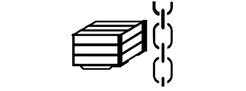Расположение цепи