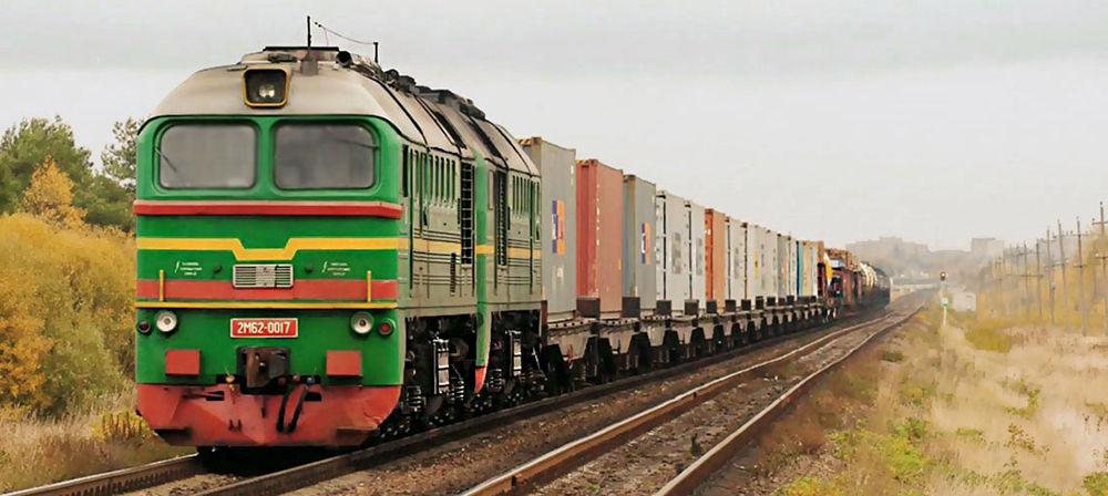 Сухопутные железнодорожные перевозки