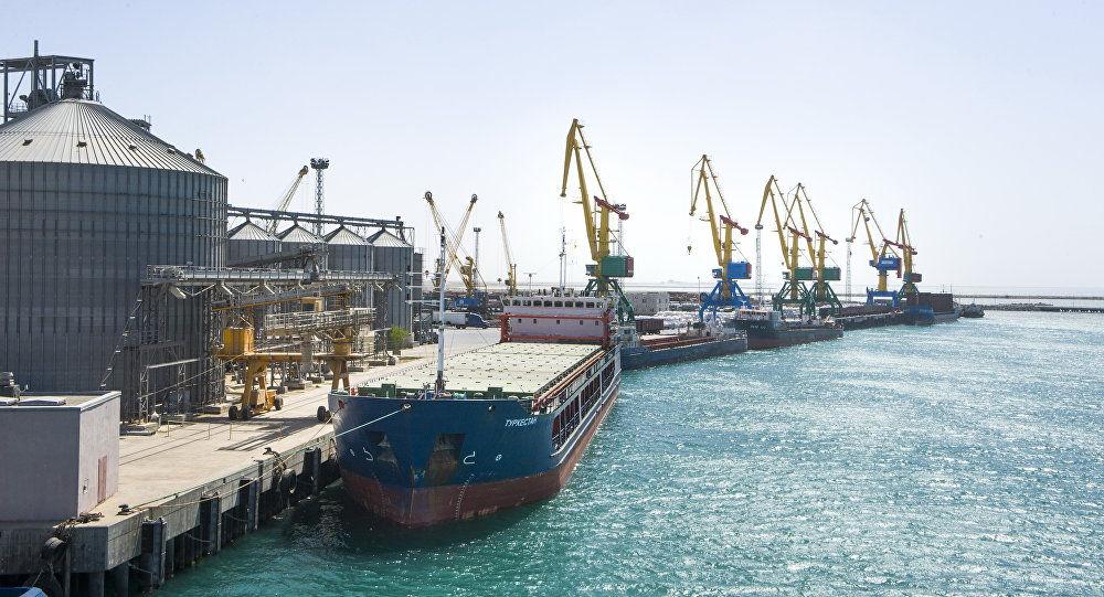 Выбор морского порта