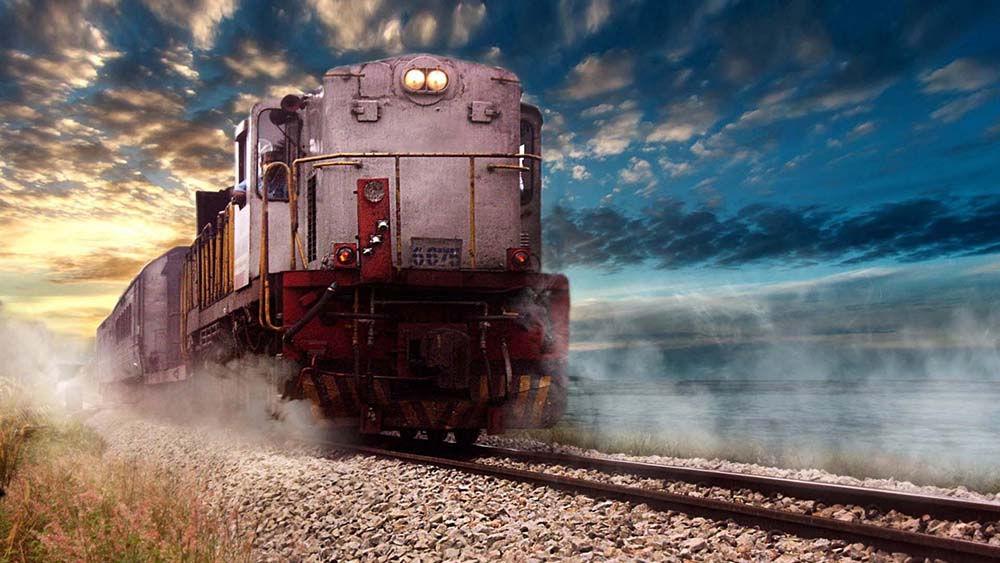 Задачи железнодорожной станции