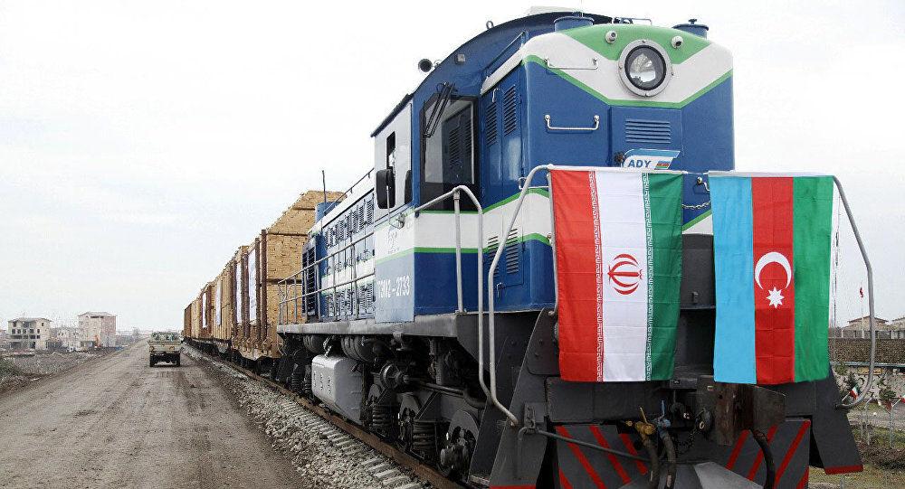 Перевозки в Азербайджан по железной дороге