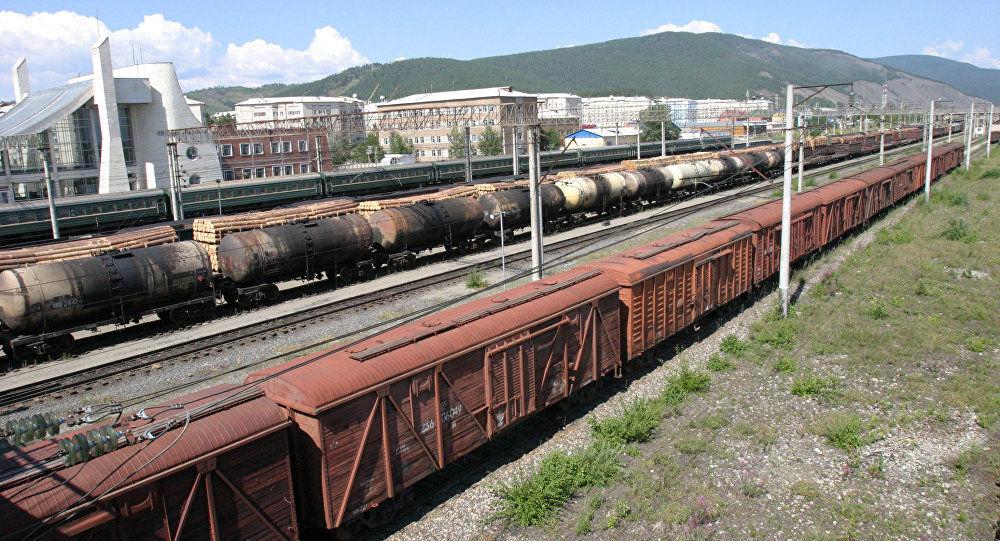 Железнодорожная доставка из Индии