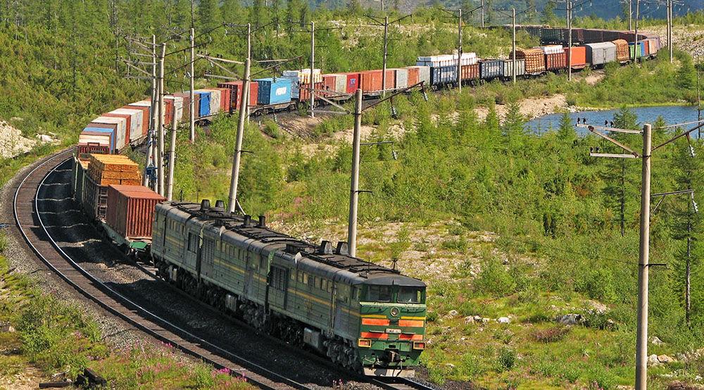 Железнодорожные доставки