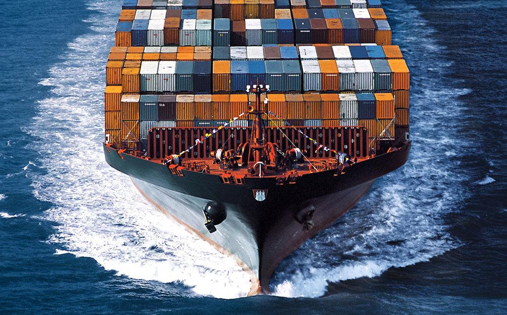 Морская доставка груза из Дании
