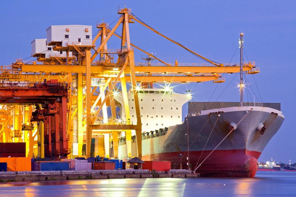 Морские перевозки из Франции