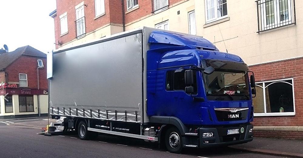 Организация перевозок из Латвии