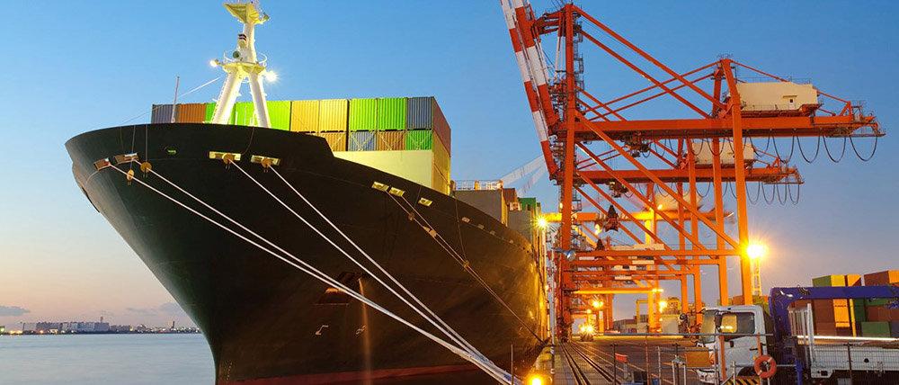Прибытие судна в порт