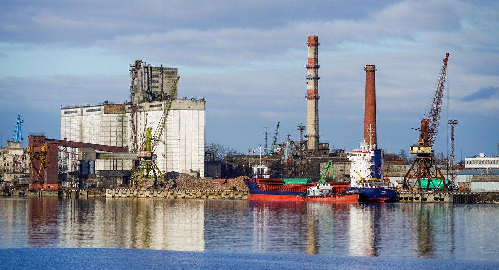 Экспорт в Латвию