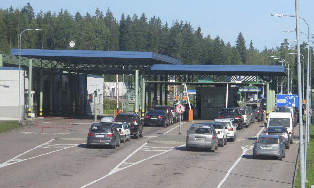 Таможенная граница Финляндии