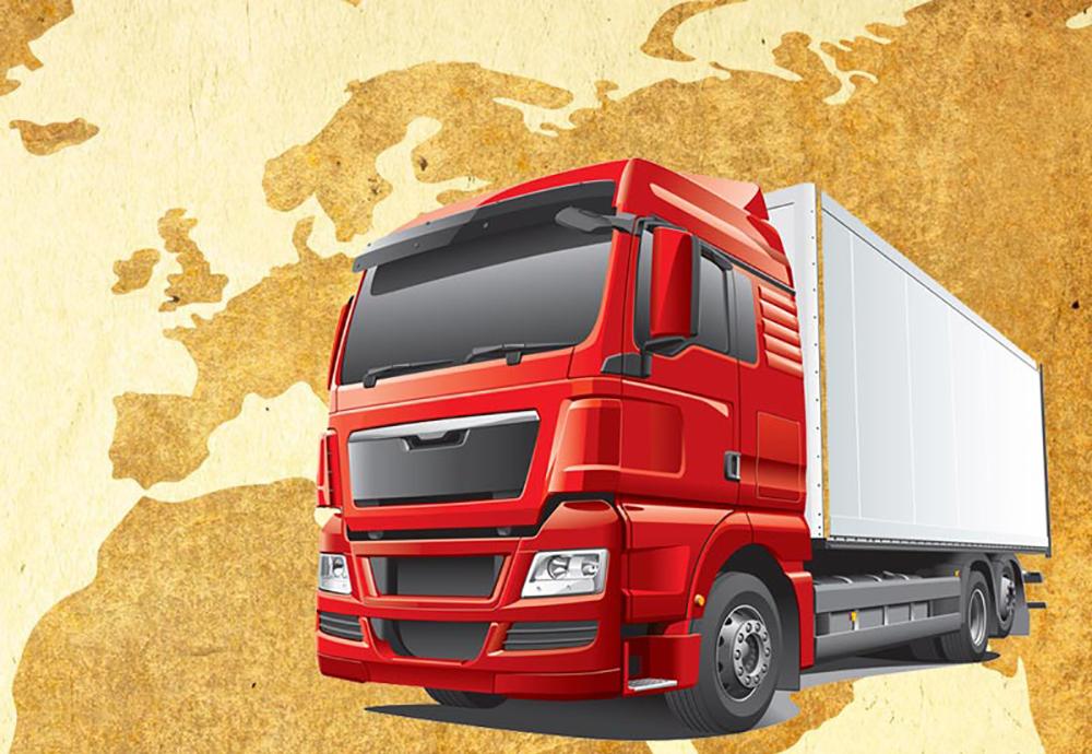 Торговые пути Россия-Латвия