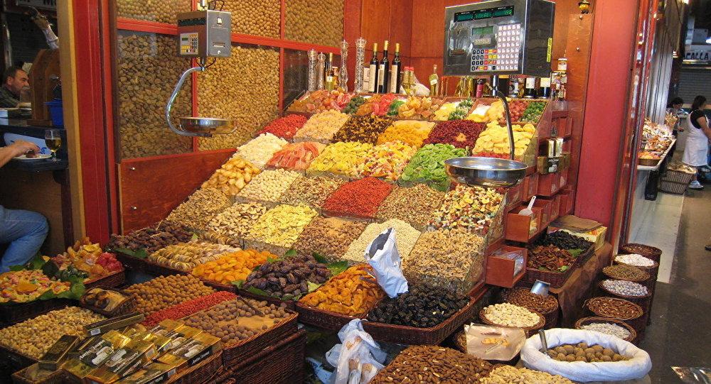 Продукты из Узбекистана