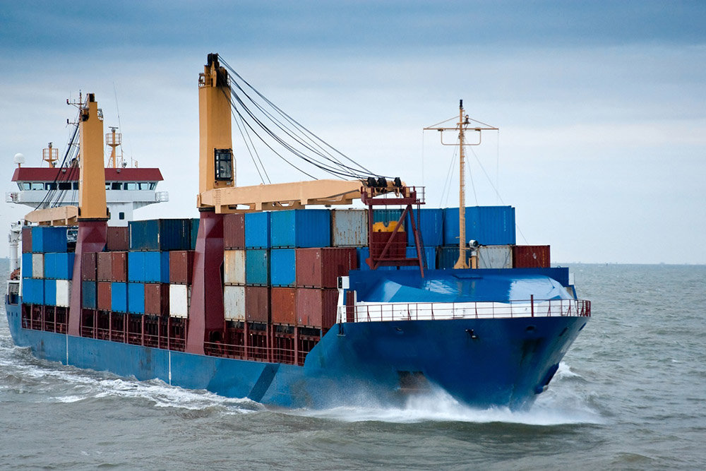 Транспортировка из Китая морем