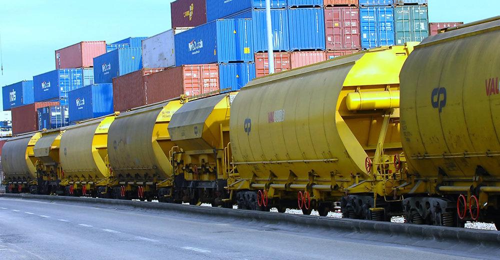 Железнодорожная доставка ОГ
