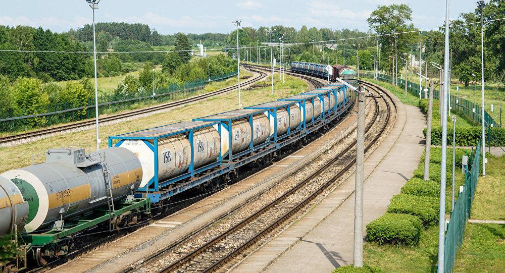 Железнодорожные перевозки из Латвии