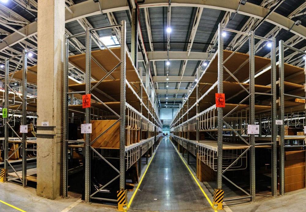 Хранение товара на складе