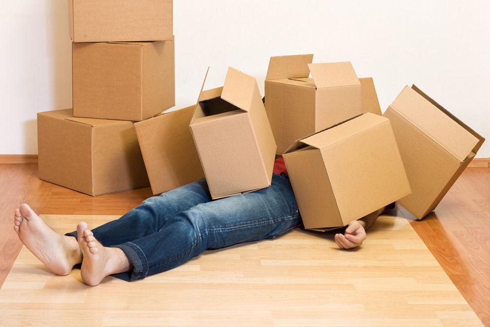 Советы по переезду